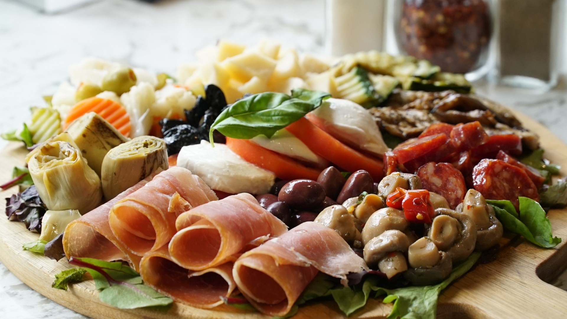Home Antipasto 1 En